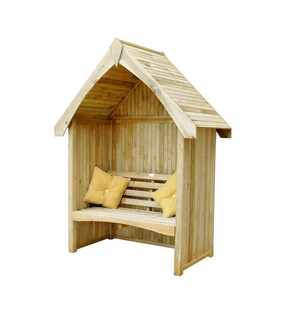 Limoge arbour wooden