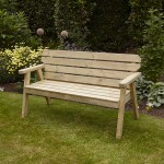 Wooden Exmouth Bench