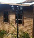 Cheshire summer house